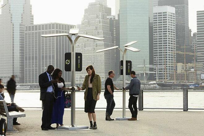 Goal Zero Phone Charging Station
