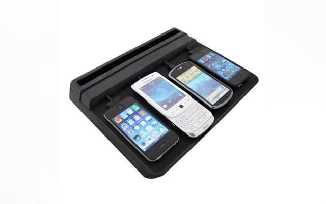 Chargeall cs4 image Cell phone charging station