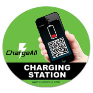 ChargeAll-Circle-Sticker