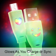 ChargeAll-Happy-Charger-Glows-as-you-Charge-or-Sync