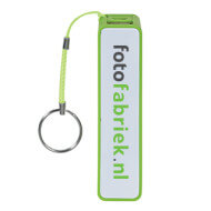 ChargeAll Promotional Keychain Battery Pack - Main